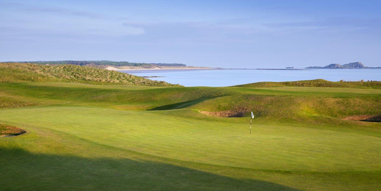 Home North Berwick Golf Club